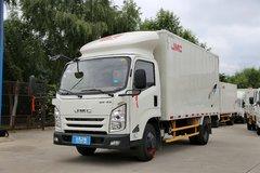 江铃 凯锐800 122马力 4.1米单排厢式轻卡(JX5047XXYXG2) 卡车图片
