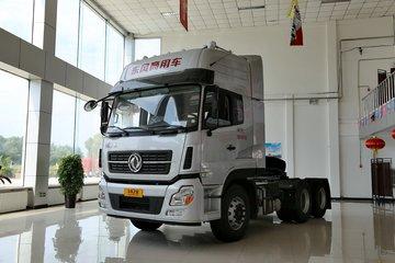 东风商用车 天龙重卡 420马力 6X4牵引车(DFL4251AX16)
