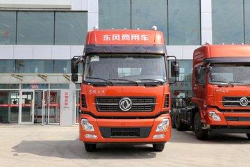 东风商用车 天龙重卡 385马力 4X2牵引车(轴距3500)(DFL4181A8)