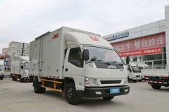 江铃 顺达宽体 普通版 109马力 4米单排厢式轻卡(JX5048XXYXG2) 卡车图片