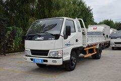 江铃 顺达 普通版 109马力 3.8米排半栏板轻卡(JX1041TPGC24)