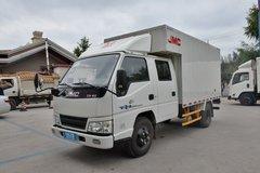 江铃 新顺达 116马力 2.8米双排厢式轻卡(JX5044XXYXSCG2)