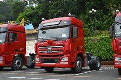 徐工 �h�L(汉风)G7 336马力 4X2牵引车(NXG4180D4WA) 卡车图片