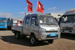 江淮 康铃X3 61马力 汽油/CNG 2.5米双排栏板微卡(HFC1020RW6T1B7D) 卡车图片