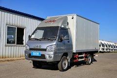 江淮 康铃X3 61马力 3.3米单排厢式微卡(HFC5020XXYPW6T1B7D) 卡车图片
