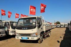 江淮 康铃H3中体 116马力 3.8米排半栏板轻卡(HFC1045P92K3C2) 卡车图片
