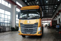 东风柳汽 乘龙H7重卡 420马力 6X4牵引车(玉柴)(LZ4251QDCA)