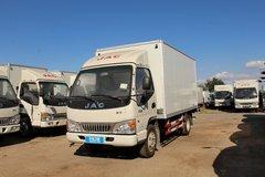 江淮 康铃H3窄体 109马力 3.7米单排厢式轻卡(HFC5033XXYPD93E1B4) 卡车图片