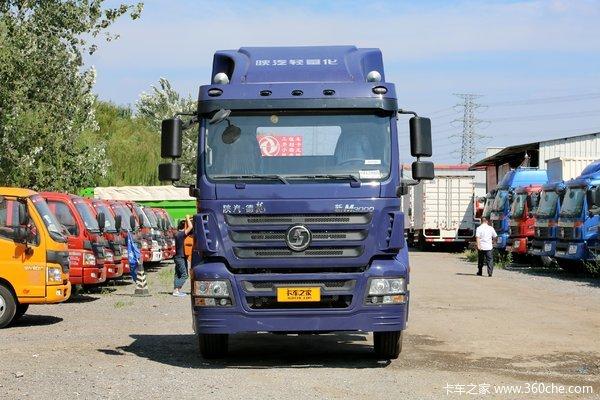陕汽重卡 德龙新M3000 270马力 6X2载货车底盘(SX5200XXYMA)