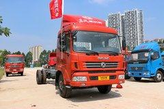 东风 凯普特C中卡 160马力 4X2 6.7米排半厢式载货车底盘(DFA5120XXYL15D7AC) 卡车图片