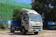 一汽红塔 解放公狮 130马力 4.21米单排轻卡底盘(CA1043P40K2L1E4A84)