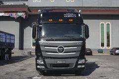 福田欧曼GTL 9系 430马力 8X4 粉粒物料车(BJ5319GFL-AA)