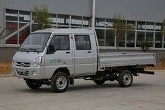 飞碟奥驰 悦菱 1.1L 61马力 汽油 2.7米双排栏板微卡(FD1027R13K4) 卡车图片