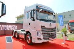 东风柳汽 乘龙H7重卡 450马力 6X4牵引车(LZ4251M7DA)