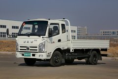 奥驰 A2系列 95马力 3.8米排半栏板轻卡(FD1040W10K) 卡车图片