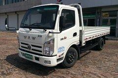 奥驰 A2系列 112马力 4X2 4.2米单排栏板轻卡(FD1047W17K4) 卡车图片