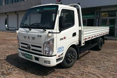 飞碟奥驰 A2系列 112马力 4X2 4.2米单排栏板轻卡(FD1047W17K4) 卡车图片