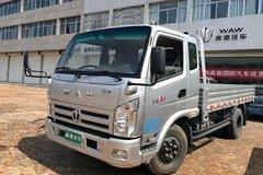奥驰 A3系列 115马力 3.8米排半栏板轻卡(FD1046W63K) 卡车图片