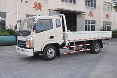 一汽凌河 88马力 3.8米排半栏板轻卡(CAL1040P) 卡车图片
