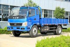 奥驰 V3系列 124马力 3.8米排半栏板轻卡(FD1045W63K) 卡车图片