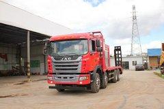 江淮格尔发 300马力 8X4 6.6米平板运输车(HFC5311TPBP2K4H38AF) 卡车图片