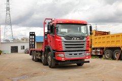 江淮格尔发 300马力 8X4 6.6米平板运输车(HFC5311TPBP2K4H38AF)