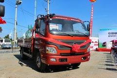 福田 欧马可3系 143马力 4.2米单排栏板轻卡(BJ1049V9JD6-A3) 卡车图片