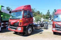 福田 欧马可5系中卡 170马力 4X2 7.75米载货车底盘(BJ5169XXY-A3) 卡车图片