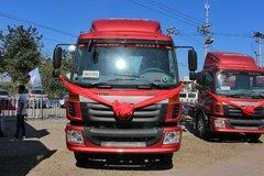 福田 欧马可5系中卡 170马力 4X2 6.2米排半栏板载货车(5.286速比)(BJ1139VJPEG-A3)图片