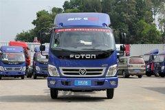 福田 奥铃CTX中卡 重载型 170马力 4X2 6.75米排半厢式载货车(BJ5139XXY-CA)