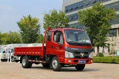 福田瑞沃 骁运Q3 110马力 4X2 3.75米平板自卸车(BJ3045D9PDA-1) 卡车图片