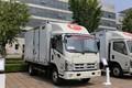 福田时代 康瑞H2 110马力 4.15米单排厢式轻卡(BJ5043XXY-J7)