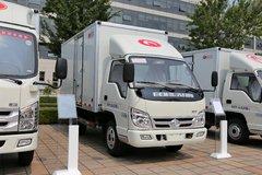 时代汽车 小卡之星3 82马力 4X2 3.7米单排厢式微卡(BJ5046XXY-X1)