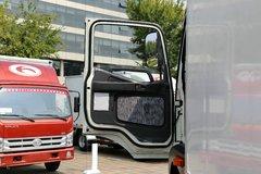 福田瑞沃 中驰G30 168马力 4X2 冷藏车(BJ5166XLC-1)