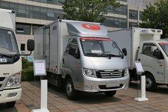 时代汽车 康瑞KQ1 129马力 3.6米单排厢式轻卡(原宝瑞1) 卡车图片