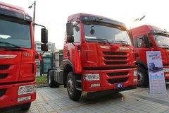 青岛解放 悍V重卡 220马力 4X2牵引车(CA4143P1K2E4A80) 卡车图片