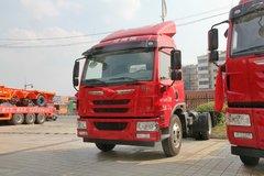 青岛解放 龙V中卡 160马力 4X2牵引车(CA4085PK2E4A80)