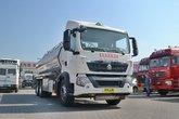 中国重汽 HOWO T5G 240马力 6X4 油罐车(ZZ1257M464GD1)