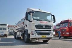 中国重汽 HOWO T5G 240马力 6X4 油罐车(ZZ1257M464GD1) 卡车图片