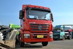 陕汽重卡 德龙新M3000 220马力 4X2牵引车(SX4176MK361) 卡车图片