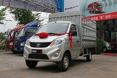福田 伽途T3 1.3L 87马力 汽油 2.8米单排仓栅微卡(BJ1036V5JV5-D1) 卡车图片