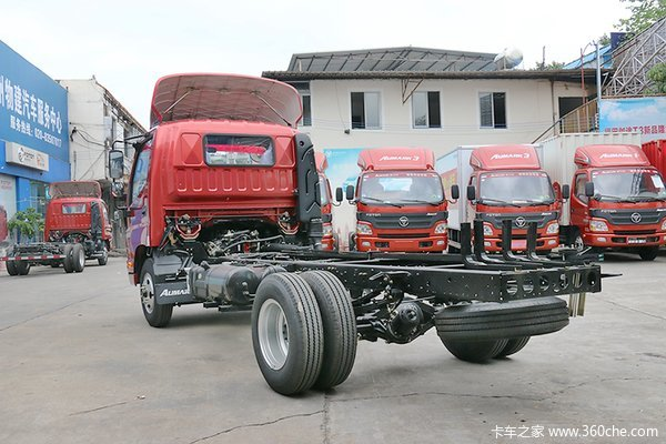 欧马可3系载货车北京市火热促销中 让利高达0.6万