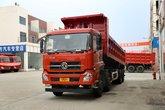 东风商用车 大力神重卡 350马力 8X4 6.5米自卸车(DFL3310A20)