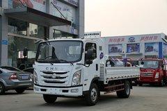 四川现代 瑞越 100马力 4.17米单排栏板轻卡(CNJ1040ZD33M) 卡车图片