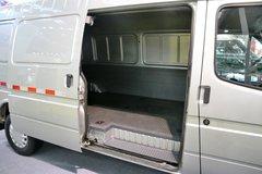 江铃汽车 经典全顺 109马力 封闭厢式货车(长轴) 卡车图片