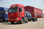一汽解放 J6M重卡 标载型 240马力 6X2 9.5米厢式载货车(CA5250XXYP63K1L6T3AE5)图片