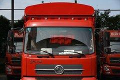 东风商用车 天锦中卡 180马力 4X2 6.8米排半仓栅式载货车(DFL5160CCQBX5) 卡车图片