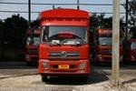 东风商用车 天锦中卡 210马力 6X2 7.7米仓栅式载货车(DFH5190CCYB)图片