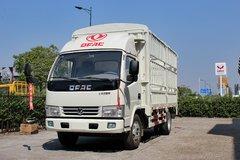 东风 凯普特E280 116马力 4.2米单排仓栅式轻卡(DFA5041CCY39D6AC) 卡车图片