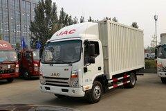 江淮 帅铃K330 141马力 4.12米单排厢式轻卡(HFC5080XXYP71K1C2) 卡车图片